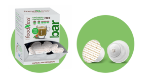 Foodness Ginseng And Matcha In Professional Capsule